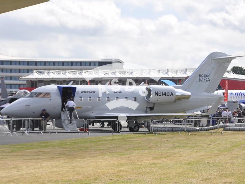 Boeing MSA at Farnborough 2014