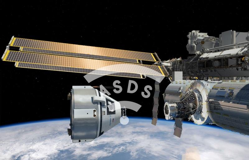 Boeing CST-100 spaceflight mission