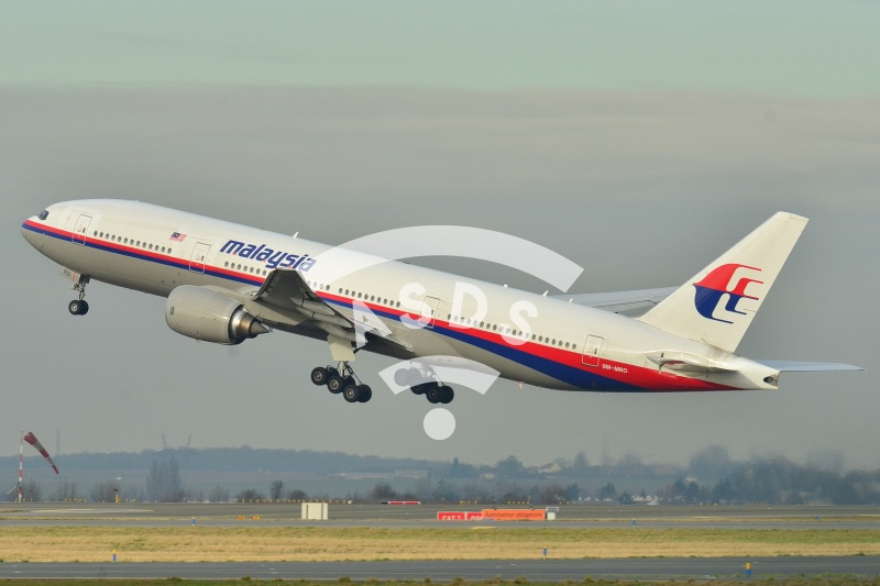 Boeing 777-200 ER of Malaysia Airlines