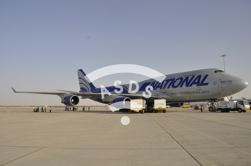 Boeing 747-F National Airlines