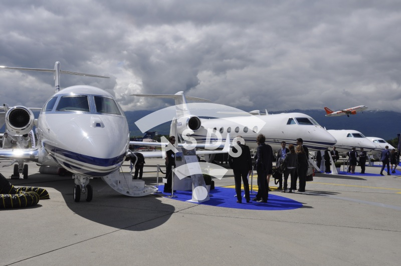 Gulfstream family at EBACE 2016