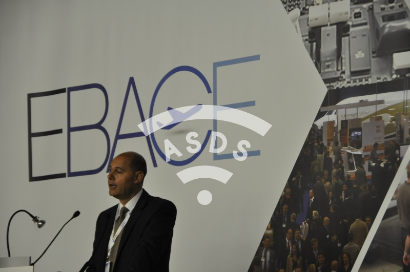 Fabio Gamba, CEO of EBAA