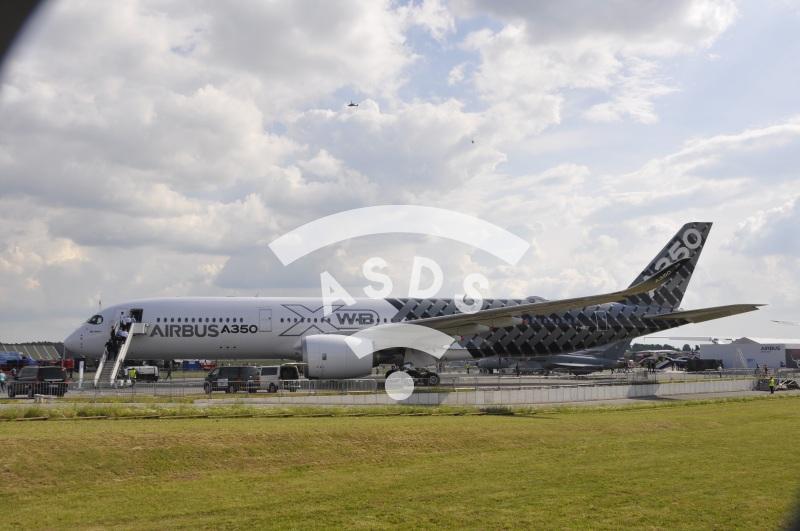A350-XWB at ILA 2016