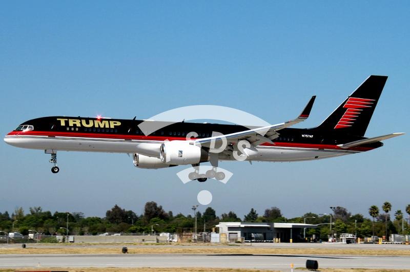 Trump's VIP Boeing 757