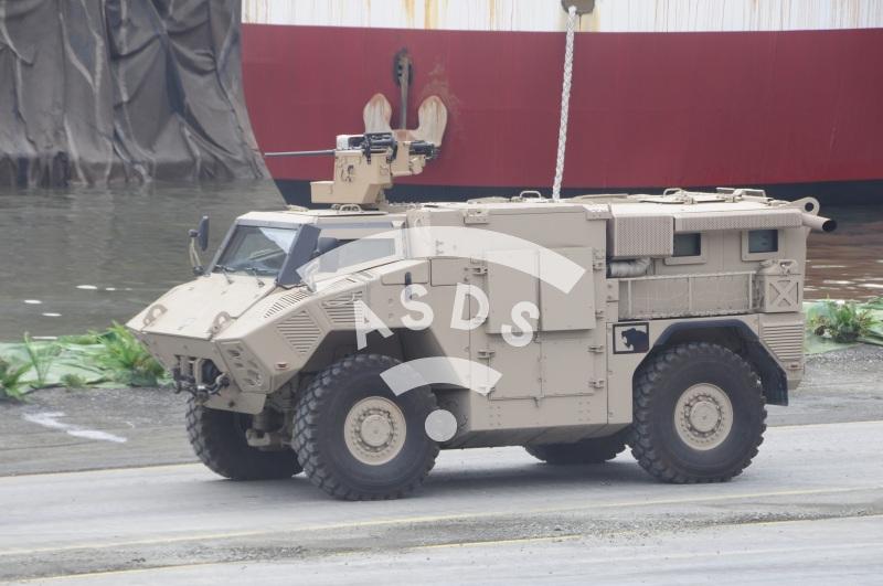NIMR JAIS 4x4 MRAP