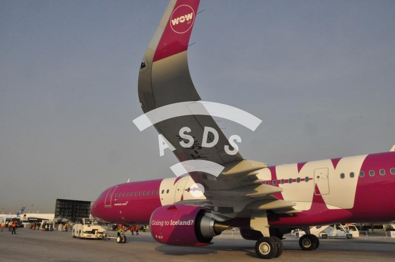 WOW air A321neo