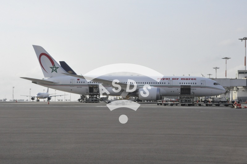 Dreamliner of Royal Air Maroc