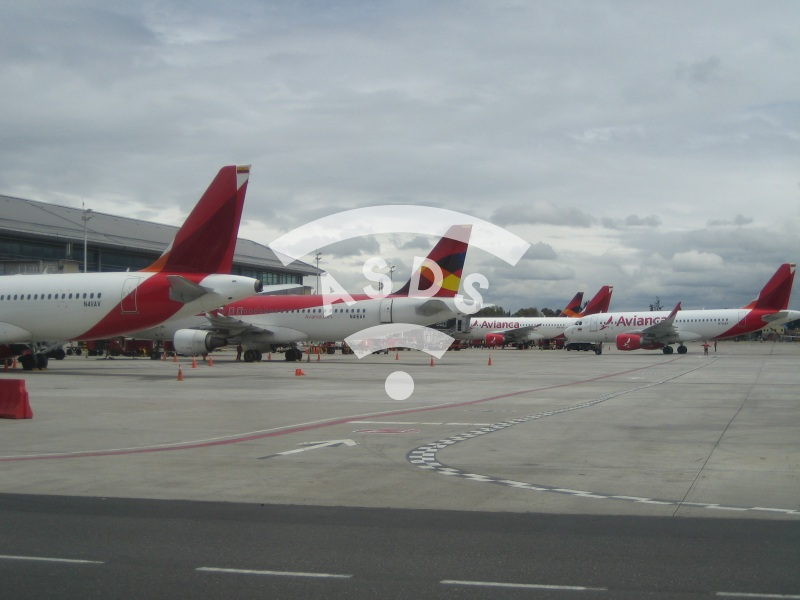 Bogota El Dorado airport