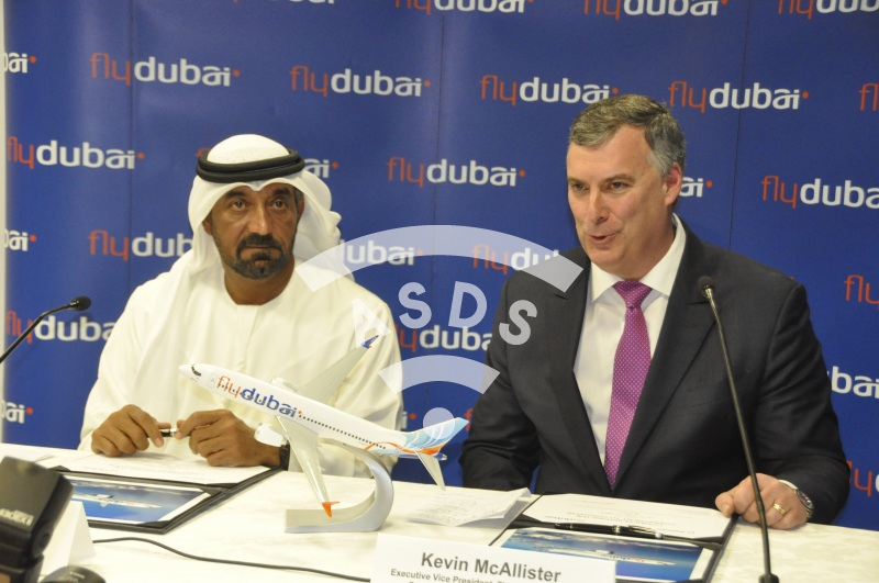 225 Boeing 737 MAX ordered for flydubai