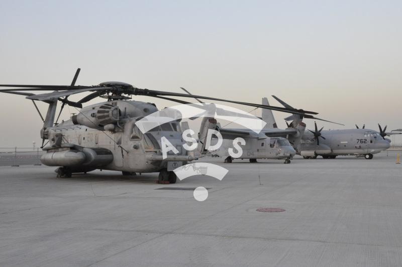 USAF at Dubai Airshow