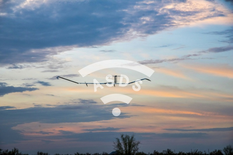Zephyr S solar UAV