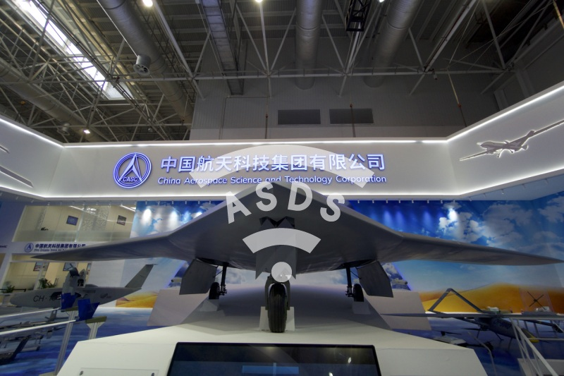 H-7 UCAV at Airshow China